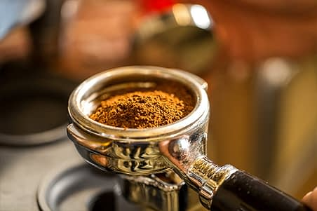 cambiare la macinatura del caffè